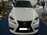 Lexus Шумоизоляция автомобиля