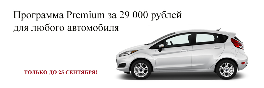 Программа Premium за 29 000 рублей