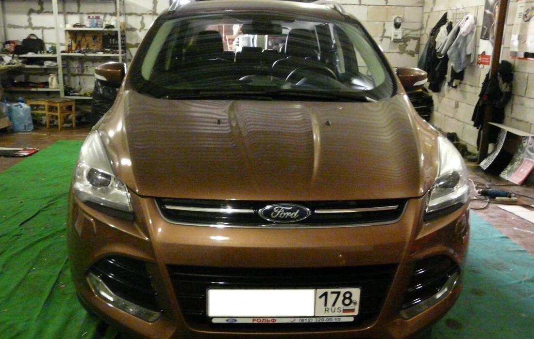 Ford Kuga2