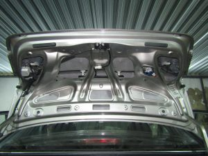 Шумоизоляция Honda Civic Stopshum