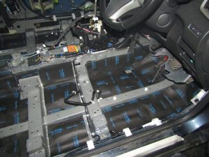 Шумоизоляция Nissan X Trail StopShum