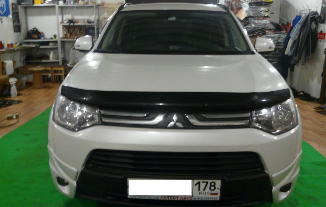 Mitsubishi Outlander 3 Samurai
