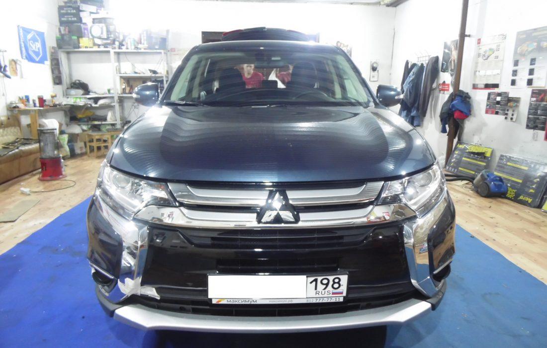 Mitsubishi Outlander 3 Restail