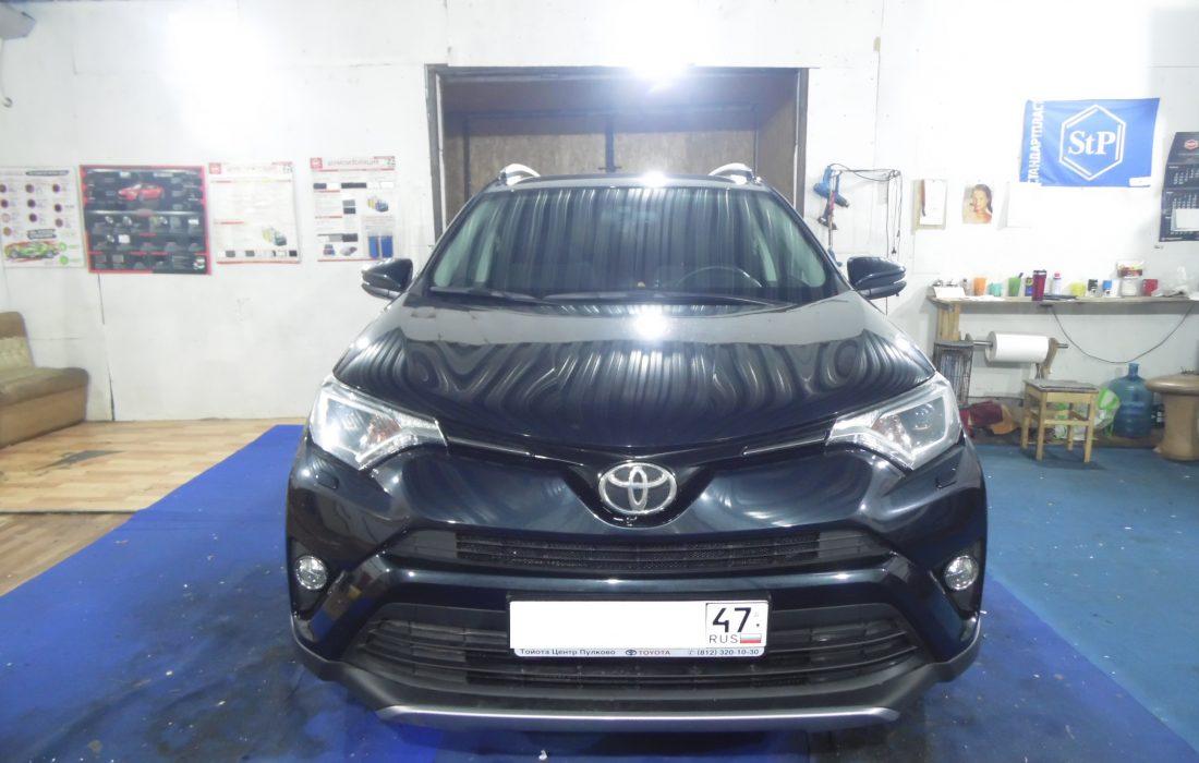 Toyota Rav4 Restail