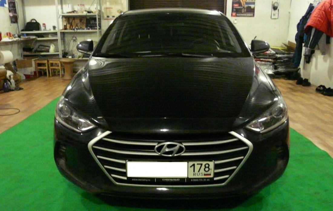 Hyundai Elantra J6