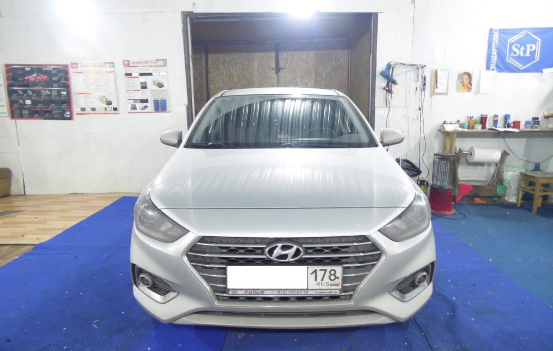 Hyundai Solaris Rest