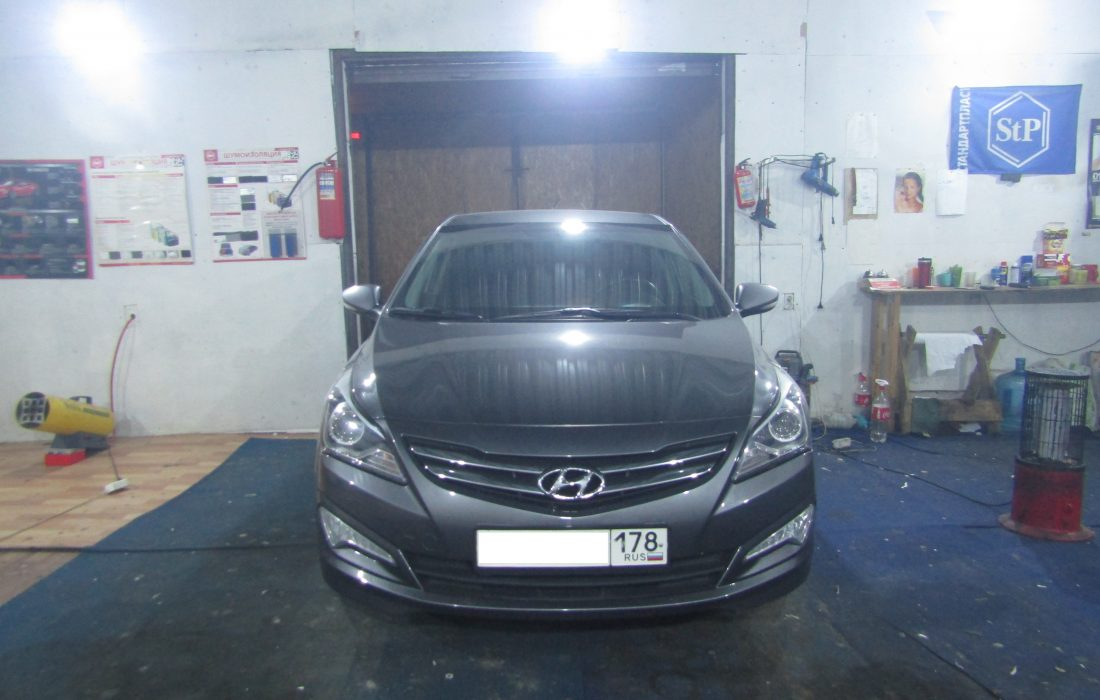 Hyundai Solaris Dorest