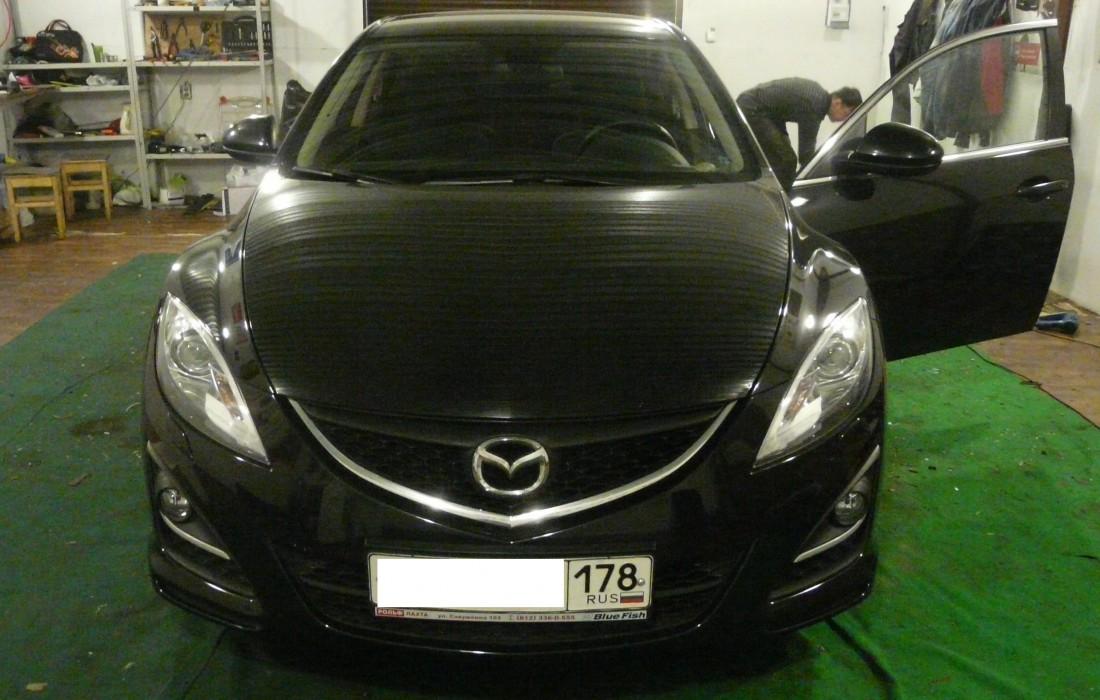 Mazda 6 Rest