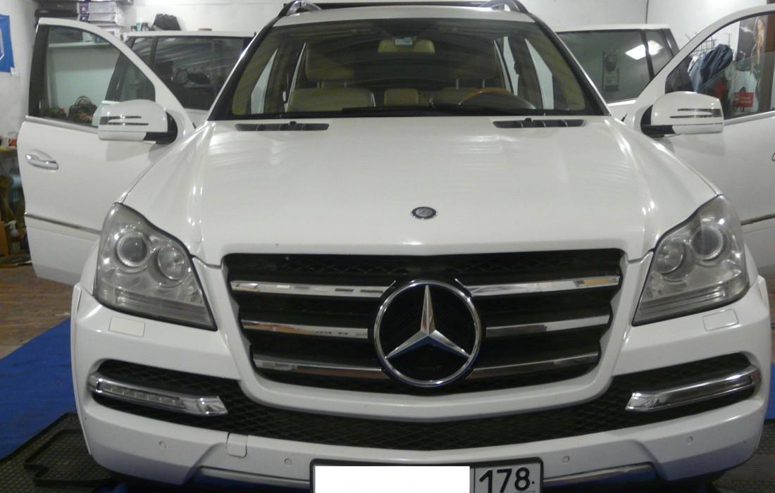 Mercedes Benz Gl X 164