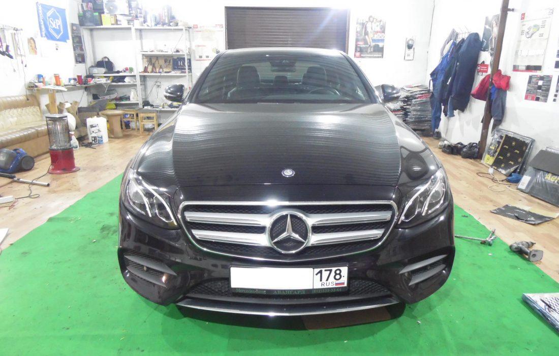 Mercedes Benz E200 W213