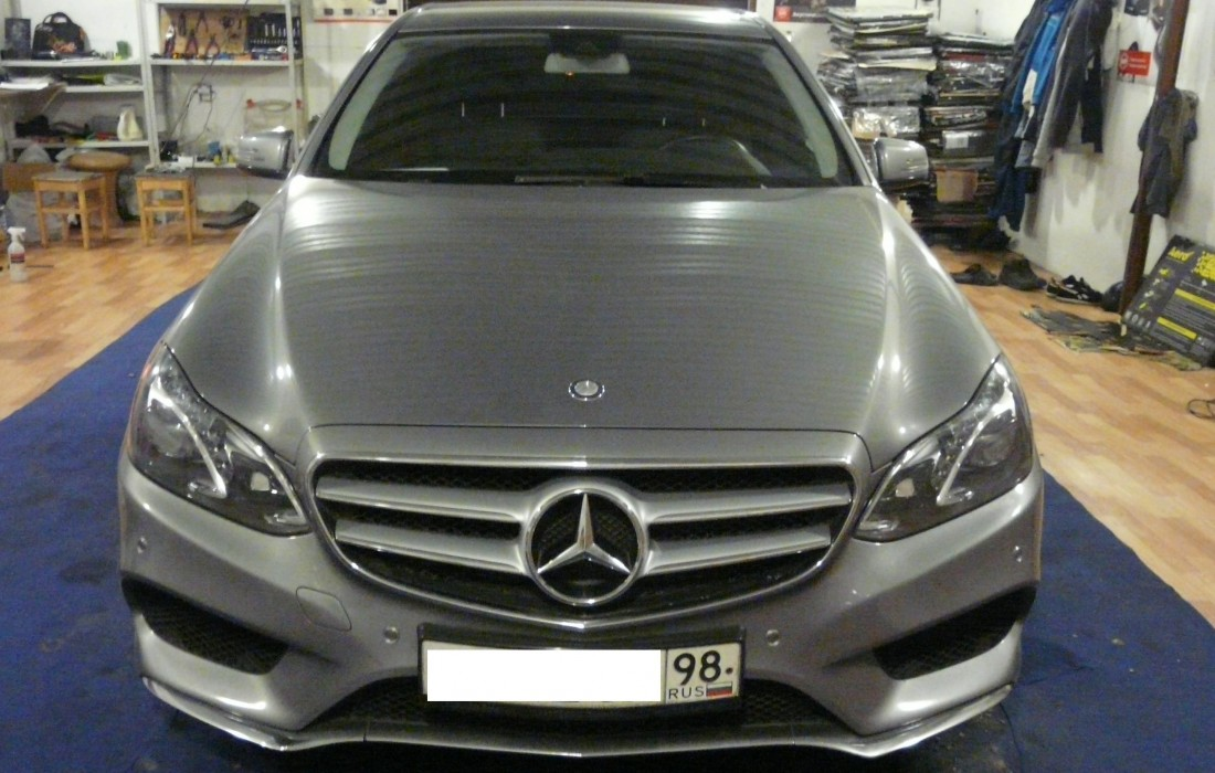 Mercedes Benz E200 W212