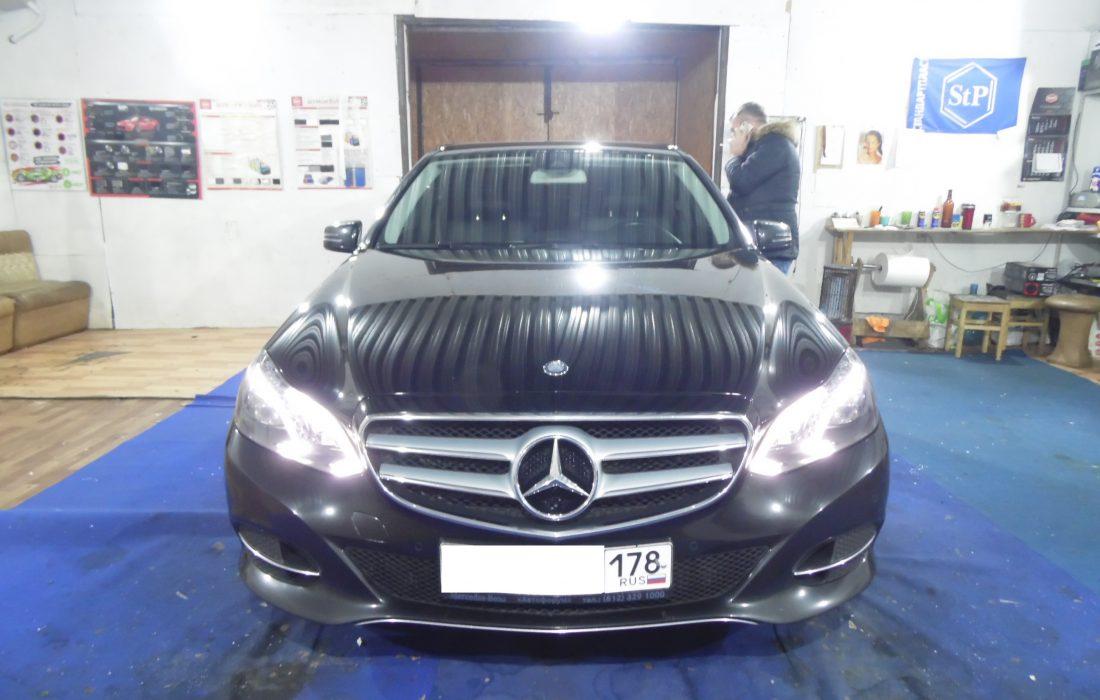 Mercedes Benz E250 W212