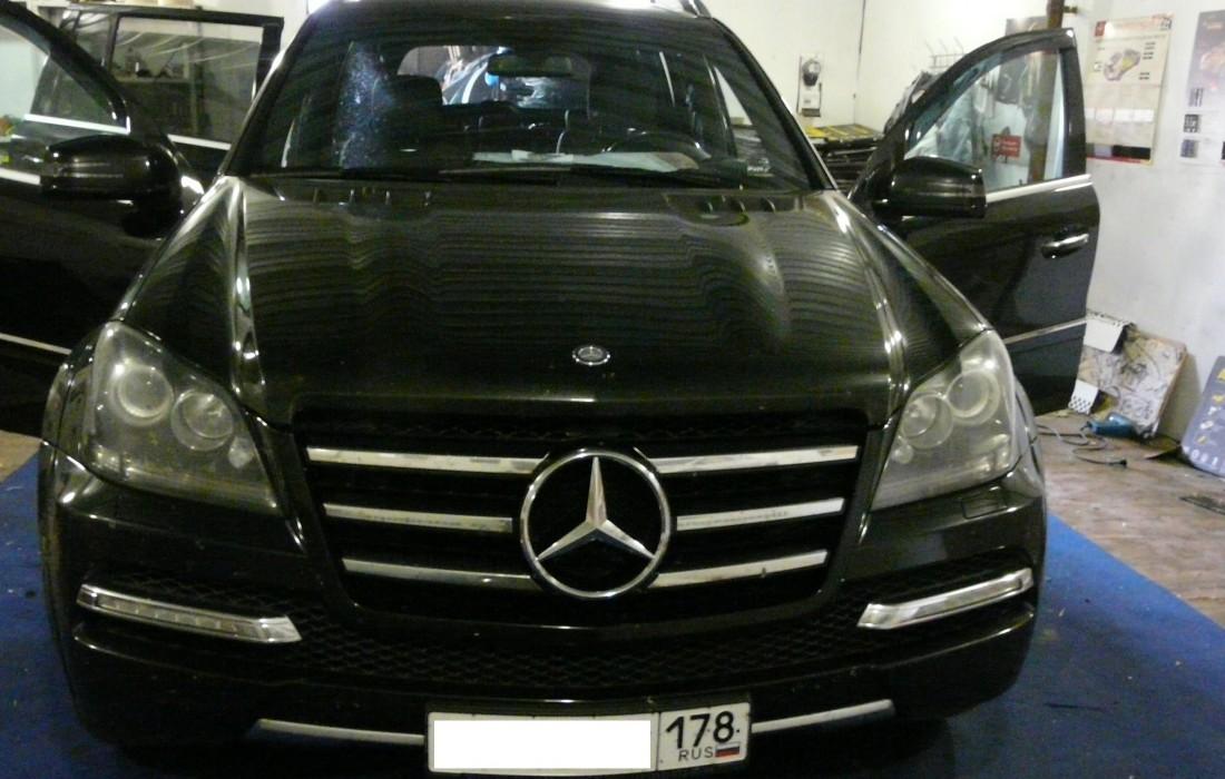 Mercedes Benz GL 350