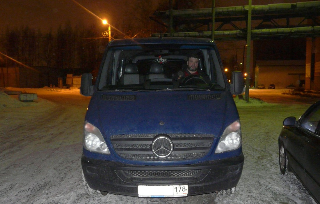 Mercedes Sprinter 211 CDA