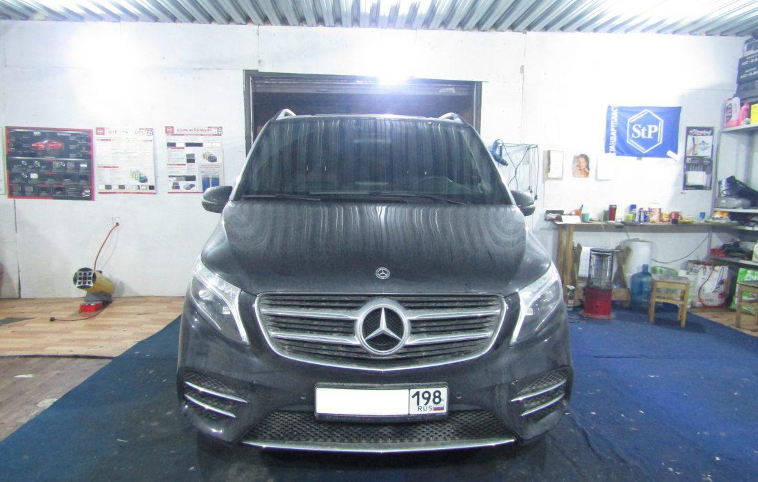 Mercedes Benz V 220D L AMG 4matic