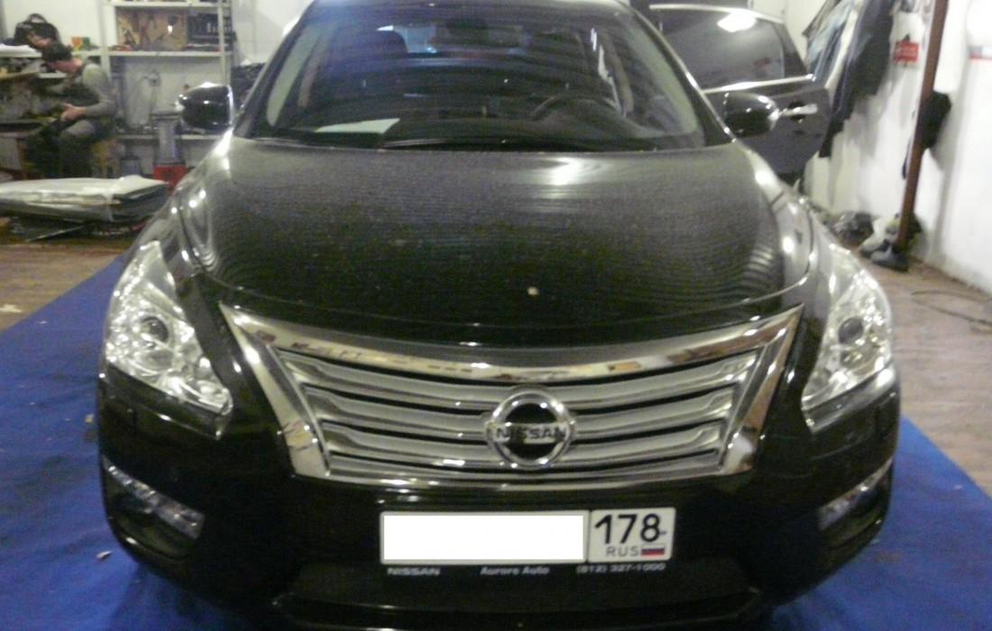 Nissan Teana J33