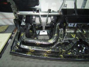 Шумоизоляция Opel Zafira StopShum