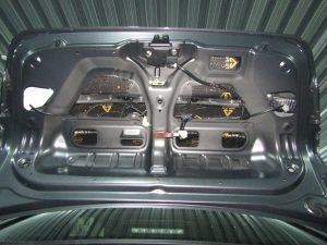 Шумоизоляция Subaru StopShum