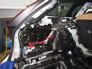 Шумоизоляция Volvo V90 Stopshum