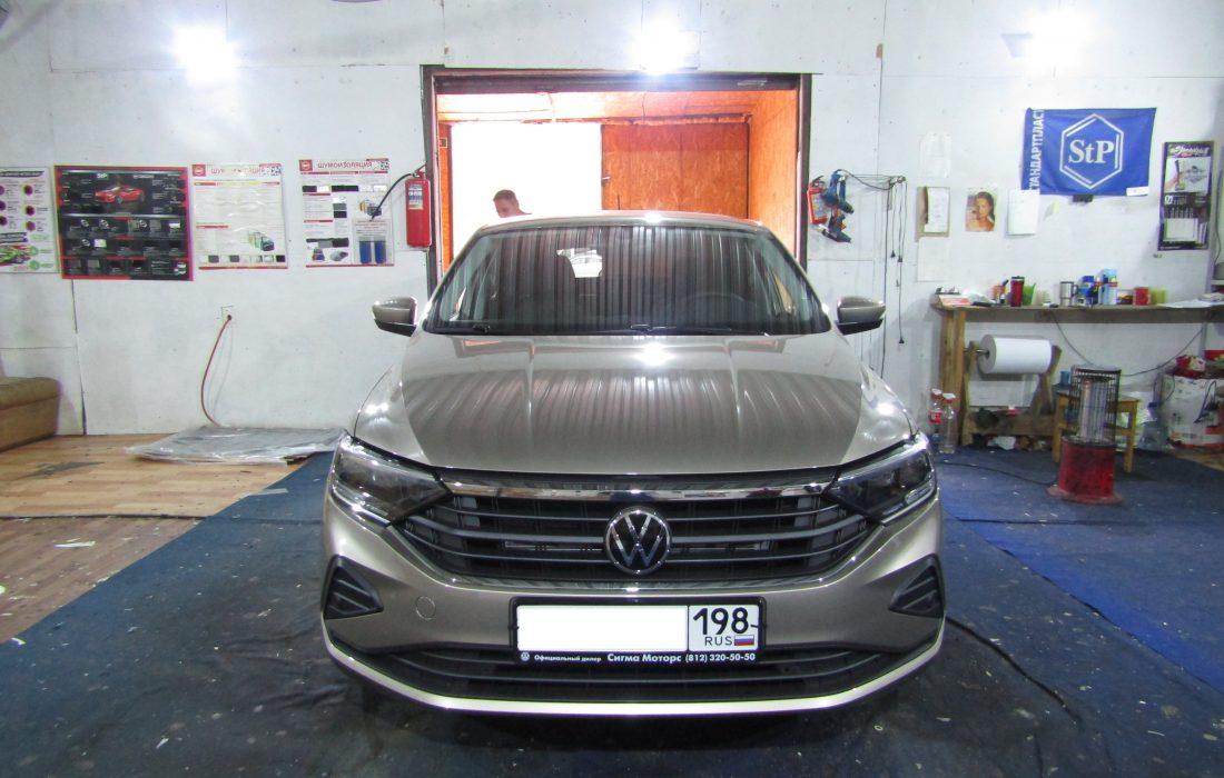 Volkswagen Polo Rest