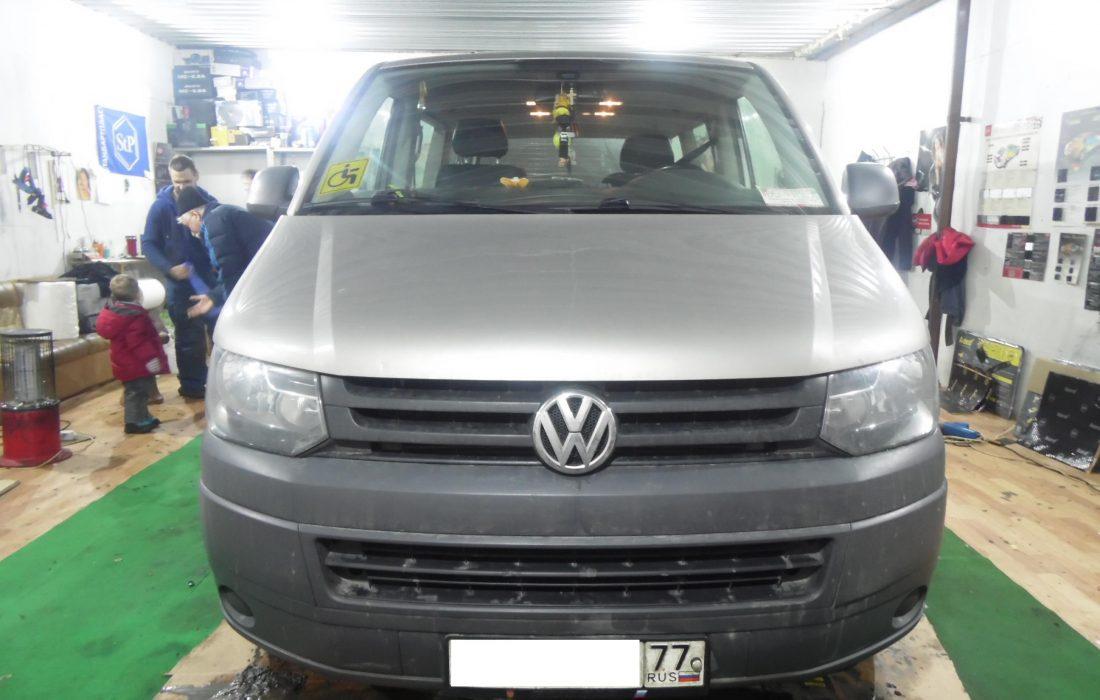 Volkswagen Caravella T5