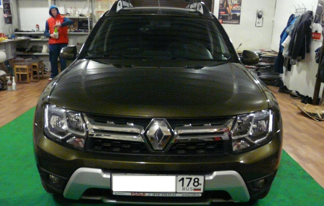 Renault Duster Rest