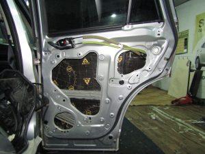Шумоизоляция Mazda CX 5 Stopshum